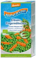 Erbsen-Fingermöhrchen