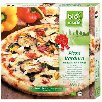 Holzofen-Pizza Verdura