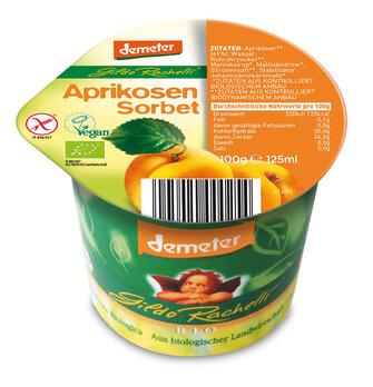 Aprikosen Sorbet INT 100g