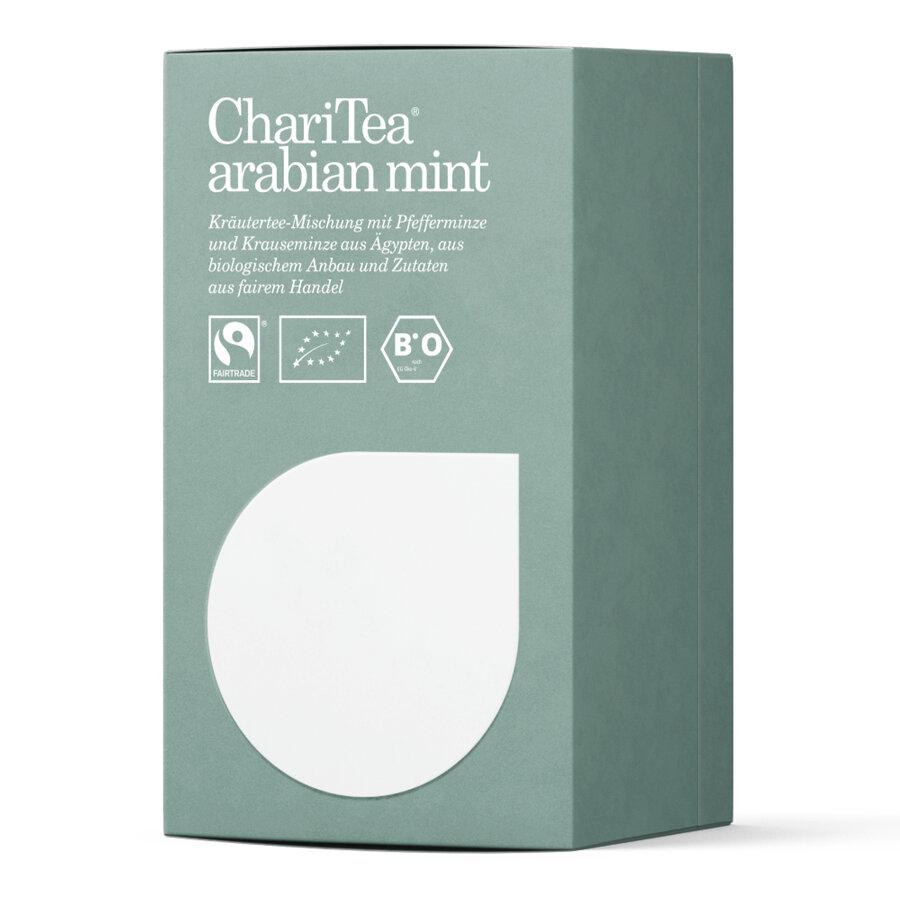 ChariTea arabian mint Doppelkammerbeutel 20 x 2g