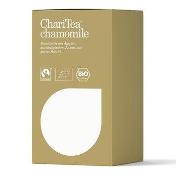 ChariTea chamomile Doppelkammerbeutel 20 x 2g