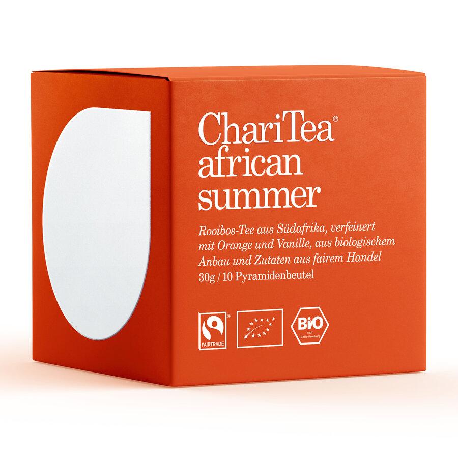 ChariTea african summer Pyramidenbeutel 10 x 3g