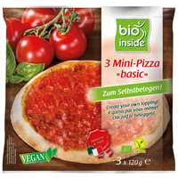 Mini pizza basic