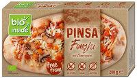 Pinsa Funghi sans gluten