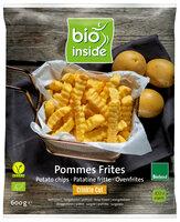 Pommes Frites Crinkle Cut