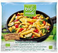 Poêlée de gnocchis alsaciens aux légumes