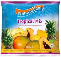 Mélange de fruits tropicaux