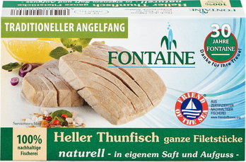 Fontaine Thunfisch