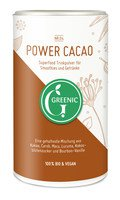 GREENIC Power Cacao Trinkpulver Mischung